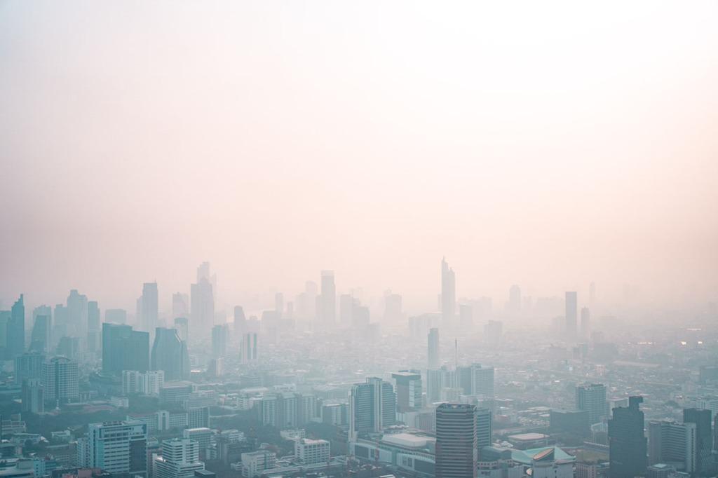 Haze in Bangkok