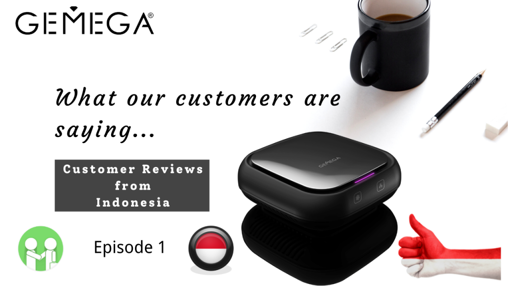 What our customers are saying in Indonesia